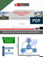 PPT PROGRAMA DE INCENTIVOS 2016 +500VVUU