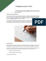 Las Escalas de Magallanes Para El TDAH