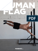 Human Flag Tutorial