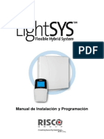 Manual de LightSYS en Español