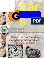 8. Gear Ratio