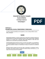 Farmacologia II ATBS