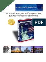 Guia Visa Usa exito en tu entrevista!