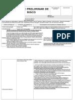 APR - Análise Preliminar de Risco - EZAX