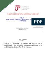 Semana 01 Analisis Del Campo de Accion y Los Principios Contables 34282