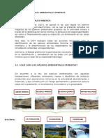 Cierre de Pasivos Ambientales Mineros