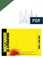 Watchmen as Literature