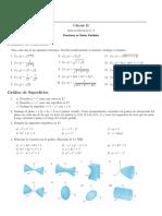 Cálculo II - Guía 2 - Funciones en Varias Variables