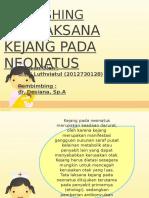 tatalaksana kejang pada neonatus