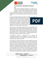 Informe Final VAN CAN 2015 Red Trujillo