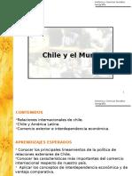Chile en El Mundo 4 Medio