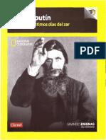 Grandes Enigmas de La Humanidad 07 - Rasputin Y Los Ultimos Dias Del Zar