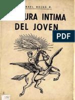 Cultura Íntima Del Joven - Israel Rojas Romero(Version Identica a La Impresa)