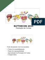 BLYTHECON 2015-Prestacao de Contas
