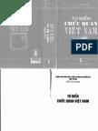 Từ Điển Chức Quan Việt Nam - Đỗ Văn Ninh