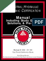 Industrial Hydraulic Mechanic Certification