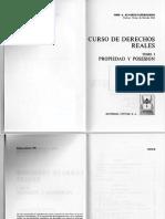 CURSO DE DERECHOS REALES - TOMO I - JOSE A ALVAREZ CAPEROCHIPI.pdf