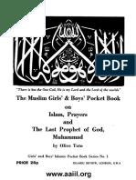 MuslimGirlsBoysPocketbook