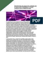 Ação Neuro Protetora Do Óleo de Copaíba No Avc