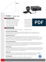 Manual PA 300
