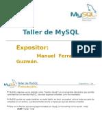 Taller de MySQL.ppt