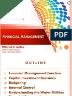 Financial Management - Mildred G. Aviles