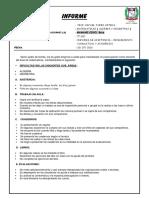 Informe de Alumnos 2016 -3