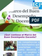 Marco Del Buen Desempeño Docente