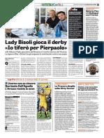 La Gazzetta dello Sport 25-10-2016 - Calcio Lega Pro