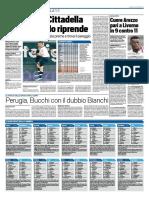 TuttoSport 25-10-2016 - Calcio Lega Pro