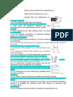 Electronica Cuestionario