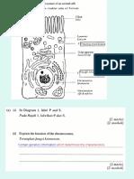 Biology Paper 2 SPM 2010