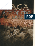SAGA - Age of the Wolf