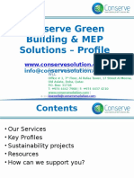 Green Building Consultants in Qatar