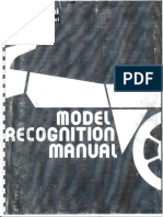 1966 1978Model Recognition Manual