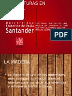 Estructuras en Madera Listo