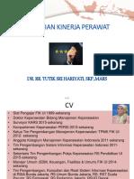 Penilaian Kinerja Perawat - DR Roro Tutik, Okt 16