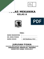Cover Tugas Mekanika 2016-2017 a - Copy