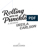 Rolling with the Punchlines by Urzila Carlson - excerpt