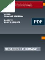 Pobreza y Desarrollo Humano