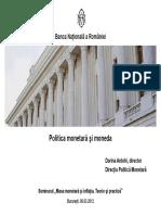 BNR Politica monetara.pdf