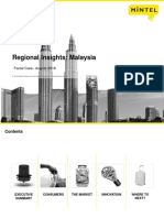 Skin Care - Malaysia Insights - August 2016
