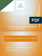 Endodoncia Caso Clínico