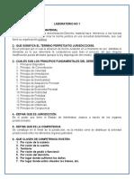 Cuestionario de Derecho Procesal Civil 1. (1)