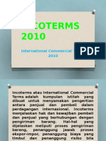 Kontrak Internasional - International Commercial Terms 2010