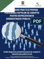 Ghid de buna practica privind prevenirea faptelor de coruptie pentru reprezentantii administratiei publice locale.pdf