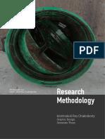 Design Research methodology