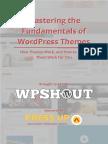 WPShout eBook Mastering WordPress Themes