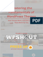 WPShout eBook Mastering WordPress Themes