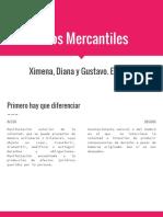 Actos Mercantiles